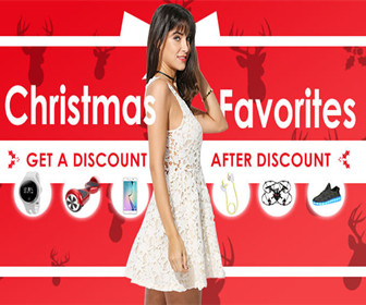 Christmas Favorites-GET A DISCOUNT AFTER DISCOUNT