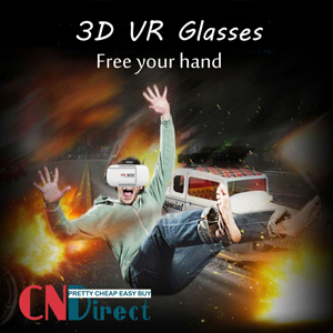 3D Virtual Reality (VR)  Glasses