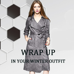 Get Up to 40% off in your winter outfit.