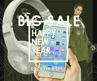 Big Sale-Happy New Year