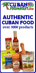 Authentic Cuban Food