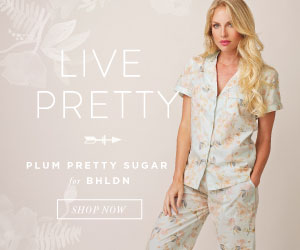 Plum Pretty Sugar- BHLDN