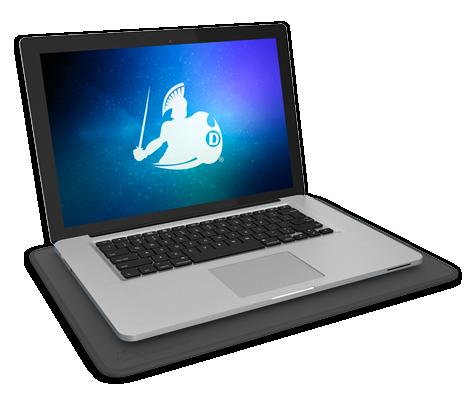 DefenderPad Laptop Radiation & Heat Shield