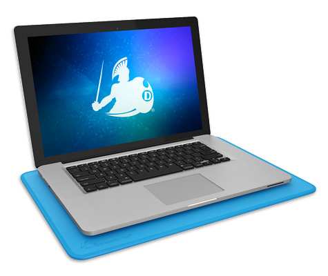 DefenderPad Laptop Radiation and Heat Shield