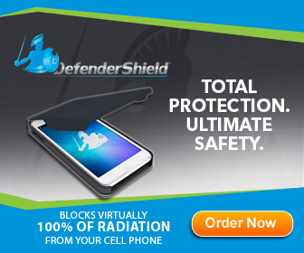 DefenderShield Cell Phone Radiation Protection Case