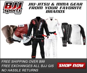 BJJ Sports is your source for brazilian jiu-jitsu gis and equipment