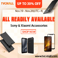 Up to 30% Sony & Xiaomi Accessories