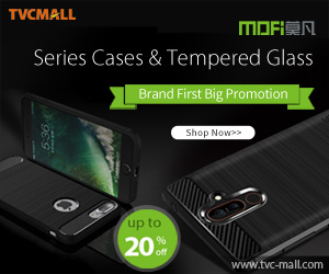 Up to 20% off MoFi Series Cases & Tempered Glass