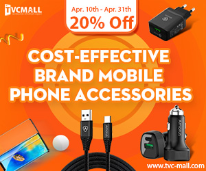 Up to 20% off Amorus Mobile Phone Accessories