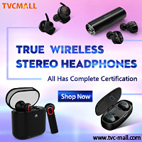 True Wireless Stereo Headphones