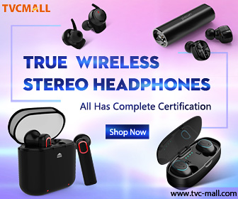 True Wireless Stereo Headphones