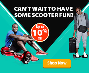 American Warehouse & Localised Shipping Especially for Balance Scooter, Up to 10% Off!