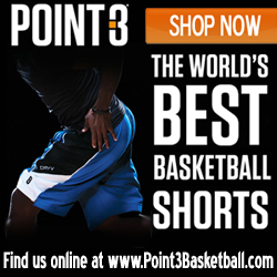 World's Best Shorts from POINT 3 Basketball