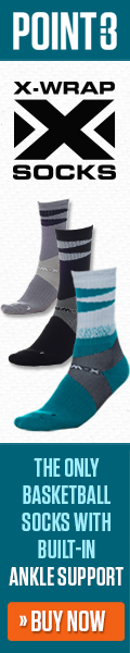 Basketball Socks - XWrap with Ankle Support