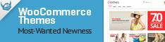 Responsive WooCommerce Themes