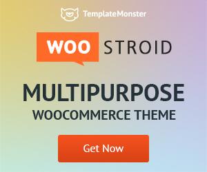Multipurpose Woo commerce Template
