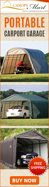 Portable Carport Garage