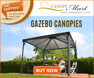 Gazebo Canopies
