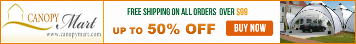 Canopymart coupon codes
