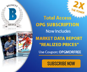 "Total Access OPG Subscription Now Includes Market Data Report ""Realized Prices"" . Use Coupon Code : OPGMDRFREE"