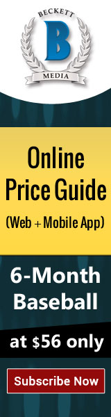 Football Cards Online Price Guide 1 Month Web Subscription For $10