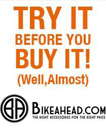 Try It Before You Buy It @ Bike Ahead