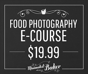 Food Photography E-Course