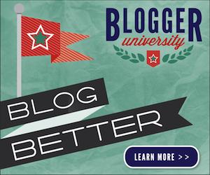 Blogger University