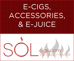 E-Cigarettes, Accessories and USA Made E-Juice