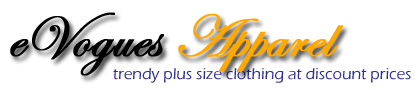 eVogues Apparel - Trendy plus size clothing at discount prices