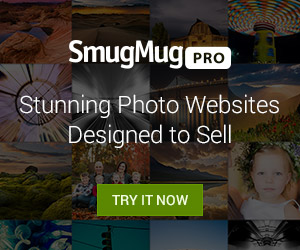 Stunning Photo Websites on SmugMug