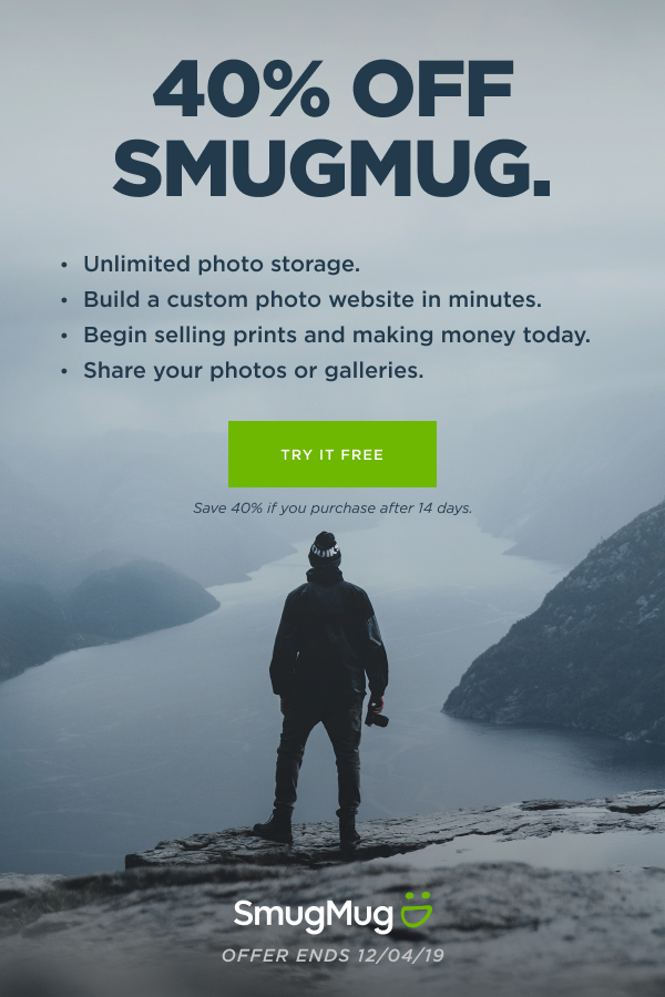 SmugMug vs. SquareSpace - Which is Best For Photographers, Artists