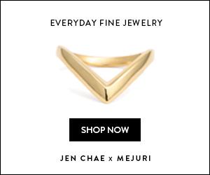 Mejuri, Gravity, Jen Chae, Jewelry