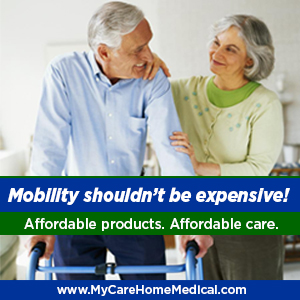 MyCareHomeMedical Mobility Banner