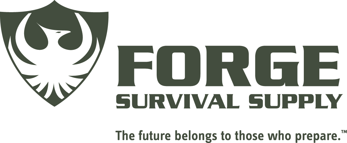 Forge Survival Supply @ Shop4Stuff.Biz - The Future Belongs to Those Who Prepare - Emergency Supplies