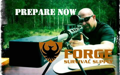 Survival Gear, Kits and Food: Forge Survival Supply