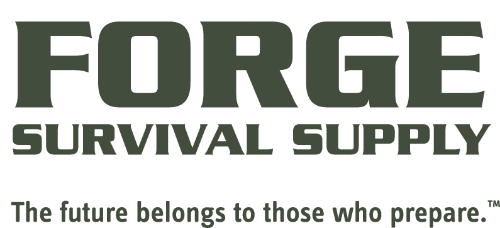 Forge Survival Supply Company Logo
