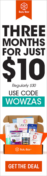 Black Friday / Cyber Monday Sale! Get a 3 Month Subscription ($30 Value) For Just $10! Use Promo Code Wowzas Today and Save!Black Friday / Cyber Monday Sale! Get a 3 Month Subscription ($30 Value) For Just $10! Use Promo Code Wowzas Today and Save!