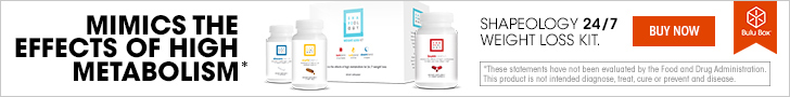 Shapeology 24/7 Weight Loss Kit