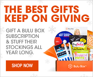 Bulu Box Holiday Gift Subscription