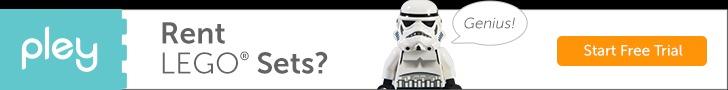 Pley - Rent LEGO Sets!