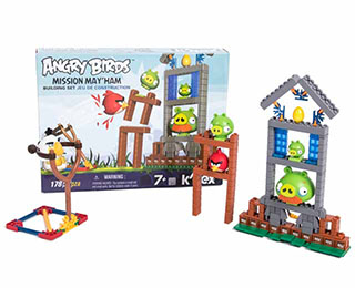 Angry Birds KNEX