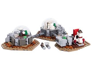 PleyWorld Mars Colony