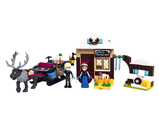 Rent Frozen Lego Sets Through Pley!