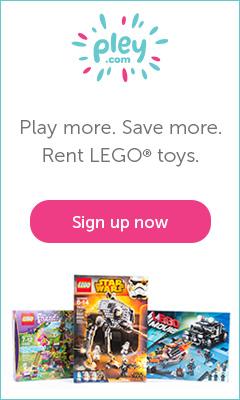 Pley Rent LEGO Toys
