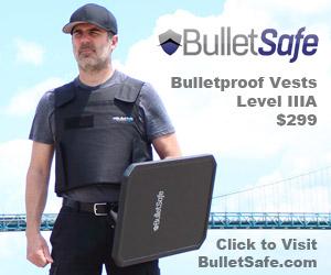 BulletSafe Bulletproof Vests are the best value in body armor - 300 x 250