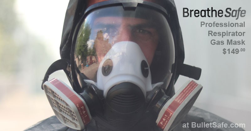 BreatheSafe Gas Mask