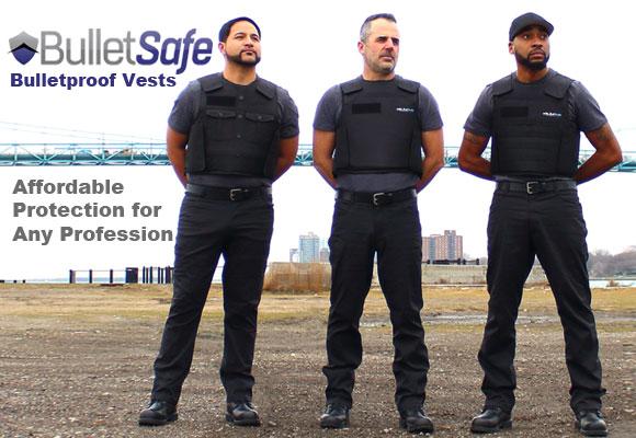 BulletSafe Bulletproof Vests