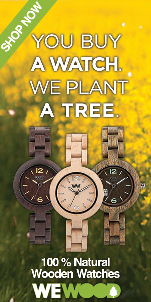 You Buy a Watch, We Plant a Tree