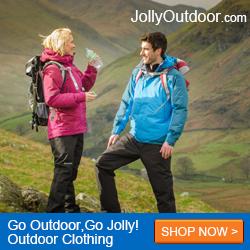 Go Outdoor, Go Jolly! Outdoor Clothing